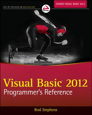 Visual Basic 2012 Programmer's Reference By Stephens, Rod